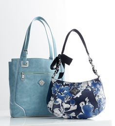 Top it off with a tote from Simply Vera Vera Wang. #Kohls
