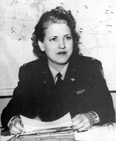 Lt. Col Jacqueline Cochran (May 11, 1906 - August 9, 1980) was a pioneer in the field of American aviation, considered to be one of the most gifted racing pilots of her generation. She was an important contributor to the formation of the wartime Women's Auxiliary Army Corps (WAAC) and Women Air Force Service Pilots (WASP). For her war efforts, she received the Distinguished Service Medal and the Distinguished Flying Cross.