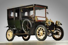 "◆1909 Packard Model 18 ""NA"" Town Car◆"