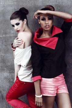 Fashion Photography by Alexei Bazdarev
