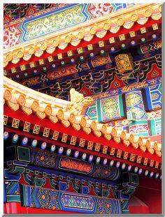 紫禁城 北京 The Forbidden City, Beijing Travel Asian---seriously it was so beautiful