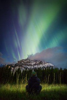 Cascade Meadows - Banff National Park by Paul Zizka