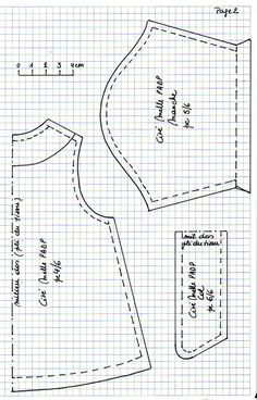 PAR AMOUR DES POUPEES :: Melle PADP 2010-10 Pour la pluie : Ciré et chapeau (couture)