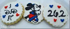 Marathon celebration treats! MouseTalesTravel.com  #MTT #rundisney #fitmouse #getfit
