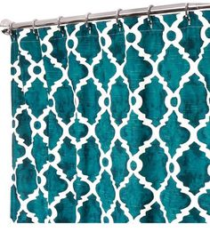 Fabric Shower Curtains TealI May Pass For 95 But This Is The Exact