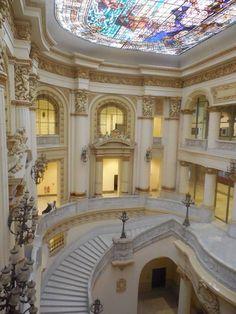 Museo de Bellas Artes La Habana, Cuba, Antiguo Centro Asturiano de la Habana