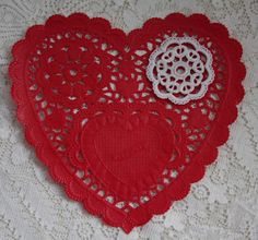 The Laboratory: Nine Heart Motif in Irish Crochet