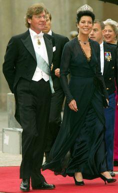 Carolina de Monaco y Ernest de Hannover