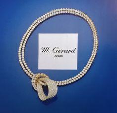 M. GERARD. #HighJewelry #HauteJoaillerie #Diamond
