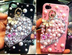 iPhone case iPhone 4 case iPhone 4s case by iPhone5CaseBling, $13.98