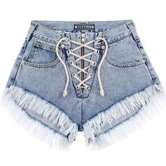 I love the look of ripped jeans on other girls. Diy Ripped Jeans, Denim Cutoffs, Slim Jeans, Tie Shorts, Cotton Shorts, Jean Shorts, Cute Comfy Outfits, Cool Outfits, Fashion Outfits