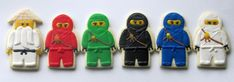 ninjago characters | Cookie Connection