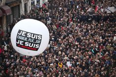 Massive Crowds Gather At Paris Unity Rally to Honor 'Charlie Hebdo' Victims | VICE News