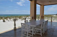 Beachfront House, Pensacola Beach, Beach Homes, Beach Vacation Rentals, House Front, Condo, Paradise, Dining, Outdoor Decor