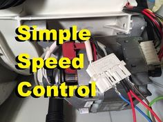 Easy circuit! How to make AC Motor Speed Controller (Part ...