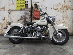 HARLEY−DAVIDSON FLH(gee motor cycles ジーモーターサイクルズ)