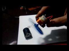 Free energy self running motor using speaker coil and magnets - YouTube