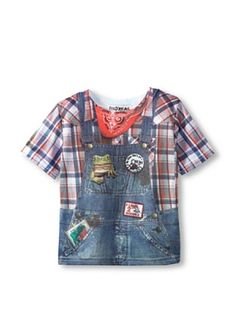 24% OFF Faux Real Kid's Hillbilly Tee