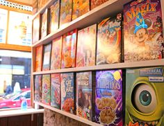 It will be open day and night. | An Exclusive First Look At London's New Cereal Cafe