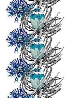 Avajaiset (turquoise) - By Saara Kurkela