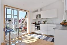Small Apartment Renovation 1 Swedish Inspiration: Turning a Small Apartment into a Gemstone