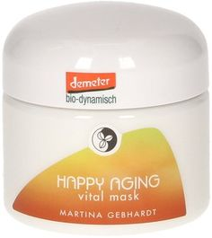 Martina Gebhardt Happy Aging - Vital Mask - ordina online!