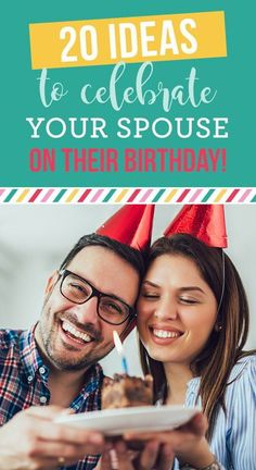 How to make your husband or wife feel extra special on their birthday! Lots of fun ideas to celebrate a birthday with your spouse! #husbandbirthday #wifebirthday Birthday Gift For Wife, Birthday Games, 20th Birthday, Husband Birthday, Birthday Bash, Birthday Party Themes, Diy Gifts For Men, Sexy Gifts, Gifts For Wife
