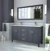 38++ 50 double sink vanity custom