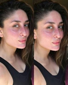 without make-up she's looks so flawless!!!