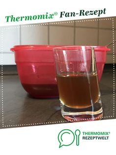 Zwiebel-Hustensaft ideal auch für Kinder von idefix106. Ein Thermomix ® Rezept aus der Kategorie Getränke auf www.rezeptwelt.de, der Thermomix ® Community.