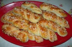 Greek Cooking, Cooking Time, Cooking Recipes, Appetizer Recipes, Dinner Recipes, Appetizers, Greek Sweets, Savoury Baking, Breakfast Time