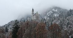 One year ago today. Probably one of my favourite memories. Neuschwanstein Castle Bavaria Germany