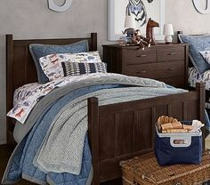 Camp Bed & Luxury Firm Mattress Set, Rustic Tuscan, Full, Luxury Firm Mattress