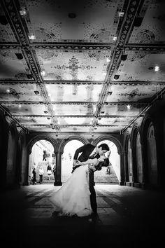 Piecesofc.com | Wedding Photos at New York Central Park