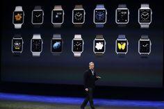 「アップルウオッチ」と新型「マックブック」お披露目  米アップルは9日にサンフランシスコで開催したイベントで、腕時計型端末「アップルウオッチ」やノート型パソコン「マックブック」の新製品を発表した。ティム・クック最高経営責任者(CEO)はアップルウオッチについて、価格やバッテリー寿命などセールスポイントを説明した。HBOと共同で動画ストリーミングサービスを開始することも明らかにした。