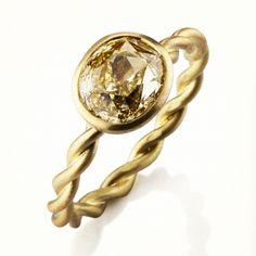 Sapphire Ring Sterling Silver Handmade In Jewellery Quarter B/'ham