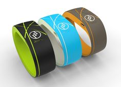 Social media bracelet helps anti-social socialize better (yes, this thing is f'serious for serious)