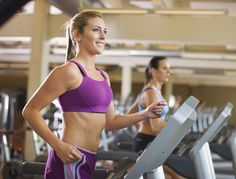 Pyramid Power: A 45-Minute Treadmill Workout