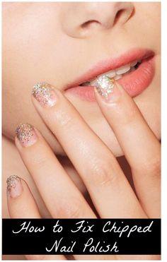 How to Fix Chipped Nail Polish (Like a Lazy Beauty Editor)