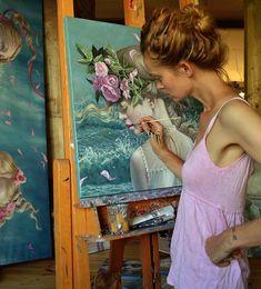 Jana Brike - Studio
