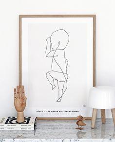 The Birth Poster - Individuelles Poster zur Geburt