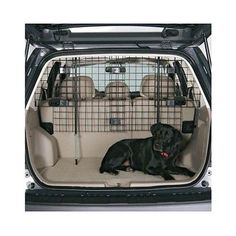 Car Dog Barrier Pet Gate Van Truck SUV Fence Trunk Universal Cage Safety Net