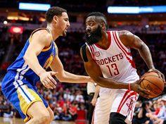 Blog Esportivo do Suíço:  Com show de Kevin Durant, Warriors arrasam os Rockets de James Harden