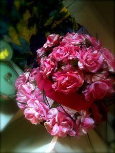 Vintage floral hat Vintage Hats, Issey Miyake, Vintage Floral, Competition, Rose, Flowers, Style, Hat, Swag