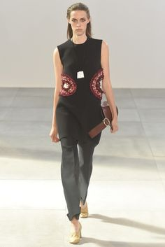Céline RTW Spring 2015 - Slideshow - Runway, Fashion Week, Fashion Shows, Reviews and Fashion Images - WWD.com