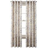 JC Penney Home Available cotton curtain panel