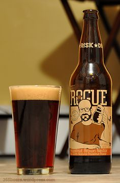 Rogue Hazelnut Brown Nectar. That's it. We have a winner. Give it a 25-cent giant panda bear as a prize.