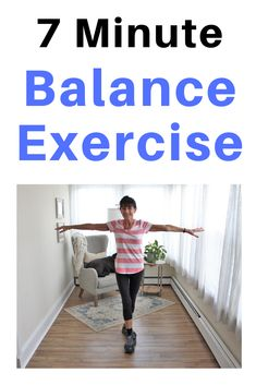 Chair Exercises, Balance Exercises, Back Exercises, Ankle Strengthening Exercises, Fitness Workout For Women, Fitness Diet, Yoga Fitness, Health Fitness, Toning Workouts