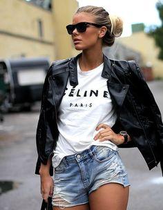 tierdropp: Celine Paris Street Style
