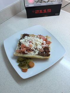 mochetes homemade mexican dish